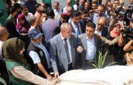 مركز الملك سلمان يفتتح مركز للأطراف الصناعية بـ محافظة تعز اليمنية