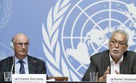 فريق الخبراء يدعو لإحالة ملف انتهاكات حقوق الانسان باليمن الى الجنائية الدولية