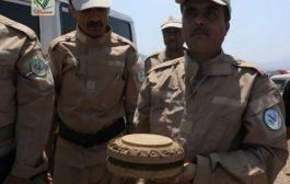 2145 مدنيًا ضحايا ألغام الحوثيين في 18مديرية بتعز