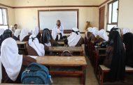 الإرشاد الأسري يقيم محاضرة توعوية بمدرسة خولة بنت الأزور بعدن