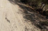 تدشين شق وتوسعة ورصف طريق الغودرة والمليوي في مقاطرة لحج