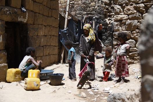 اليمن.. الخطر على حياة الأطفال بات أكبر من أي وقتٍ مضى