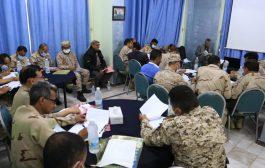 اختتام ورشة تدريبية حول القانون الدولي الإنساني لمنتسبي المؤسسة العسكرية في تعز
