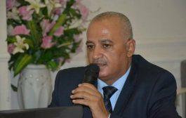 وزير المياه الفلسطيني يهنى المهندس الشرجبي بمناسب تولية حقيبة المياه والبيئة