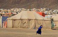 نزوح 7 الآف أسرة جراء استهداف المخيمات في مأرب