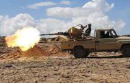 استمرار المعارك بين القوات الحكومية والحوثيين في مأرب