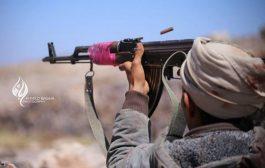 قتلى وجرحى حوثيين في هجوم للجيش بتعز