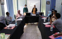 منصة (Yemen Peace) تدشن أعمالها بدورة تدريبية حول مكافحة الاعلام المضلل