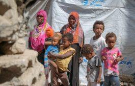 أطفال اليمن.. نزوح من موت الى أخر