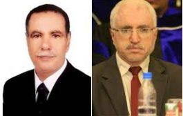 وكيلا محافظة تعز يطالبان بالقضاء على الفساد ومحاسبة الفاسدين