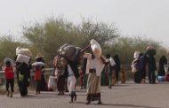 فصول معاناة المشردين في اليمن