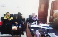 اللجنة الوطنية للمراة في عدن تناقش كيفية النهوض بواقع المرٲة في مختلف المجالات